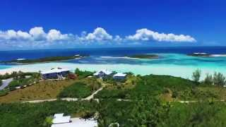 Download BAHAMAS - Private Island - Scotland Cay - Beach front Villa for sale, ABACO Video