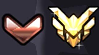 Download Overwatch; Bronze 2 Master Video