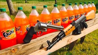 Download AK-47 VS 500 MAGNUM VS FANTA Video