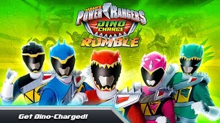 Download POWER RANGERS DINO CHARGE RUMBLE Gameplay IOS / Android - Part 1 Video