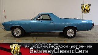 Download 1968 Chevrolet El Camino, Gateway Classic Cars Philadelphia - #330 Video
