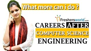 Download After Computer Science Engineering ? – CSE,MS,M.Tech,Jobs,Start-ups Video