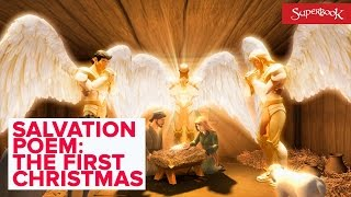 Download Superbook ″The First Christmas″ - The Salvation Poem Video