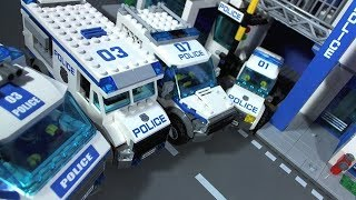 Download LEGO Police Stations Movie. Video