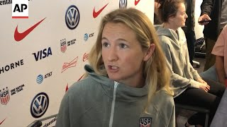 Download Samantha Mewis discusses Chile Video