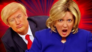 Download Hamilton PARODY - Hillary Rodham Clinton! The Key of Awesome #114 Video