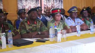 Download Army Gen Chiwenga warns Mugabe, 'coup likely' Video
