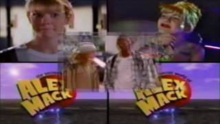 Download The Secret World of Alex Mack Nickelodeon Commercial 1998 Video