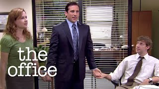 Download The Moment Jim & Pam Went Public with Their Relationship - The Office US Video