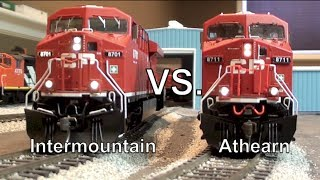 Download Gevo Tug-O-War - Intermountain vs. Athearn Genesis Video