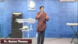 Download Malayalam Message on     Christ Revelation     :- By Pr. Raison Thomas Video