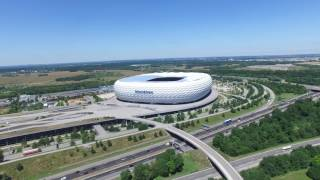Download Droning at Allianz Arena Munich (DroneStory #8) Video