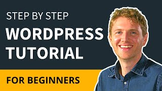 Download WordPress Tutorial For Beginners Step by Step 2019 Video