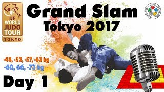 Download Judo Grand-Slam Tokyo 2017: Day 1 Video
