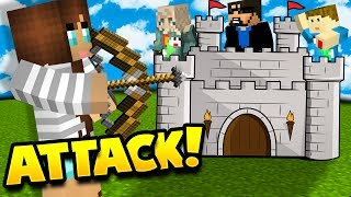Download HUSBANDS VS WIVES IN MINECRAFT BED WARS!! Video