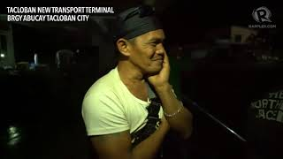 Download Passengers stranded in terminal as Tropical Storm Urduja hits Tacloban Video