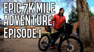 Download EPIC New Adventure Vlog #1 | Bikepacking and Thru-Hiking the Continental Divide Video