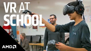 Download VR in Education Video