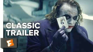 Download The Dark Knight (2008) Official Trailer #1 - Christopher Nolan Movie HD Video
