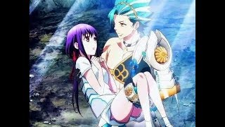 Top 10 BEST Romance God Goddess Angel Deity Action Adventure Anime List