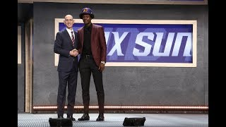 Download Josh Jackson Drafted 4th Overall By Phoenix Suns in 2017 NBA Draft Video