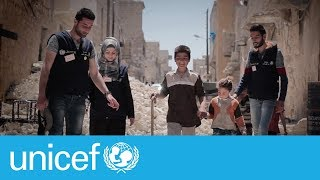 Download Children with disabilities under attack – with CC and ISL | UNICEF Video
