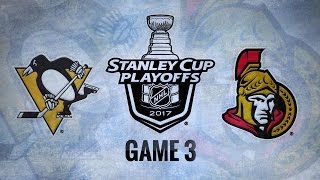 Download Sens use strong 1st to down Pens in Game 3, 5-1 Video