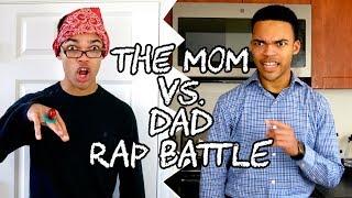 Download The Mom Vs. Dad Rap Battle Video