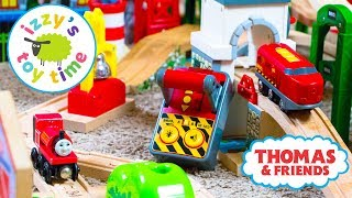 Download Thomas and Friends | Thomas Train and HAPE REMOTE CONTROL TRAIN! Fun Toy Trains for Kids & Children Video
