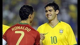 Download Brazil Vs Portugal (6-2) All Goals + Highlights - Friendly Match 19/11/2008 Video