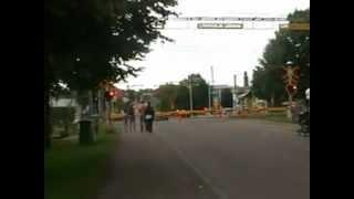 Download Farlig Järnvägs-övergång i Arvika! Video