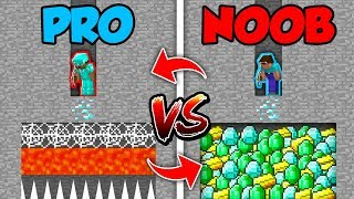 Download Minecraft NOOB vs. PRO : CURSED MINECRAFT (Compilation) Video