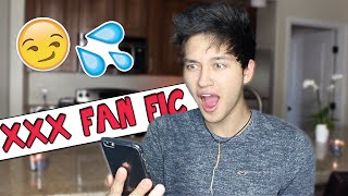 Download READING DIRTY FAN FICTION ABOUT MYSELF... Video