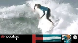 Download Gilmore vs. Andrew vs. Ho - Round One, Heat 2 - Rip Curl Women's Pro Bells Beach 2018 Video