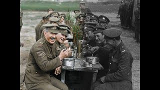 Download Peter Jackson colourises World War One footage - BBC Click Video