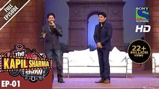Download The Kapil Sharma Show - दी कपिल शर्मा शो-Episode 1-FAN Special with Shah Rukh Khan-23rd April 2016 Video