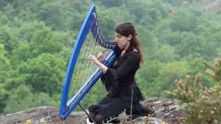 Download Alesia - ELUVEITIE - harp / harpe / 竖琴 Video