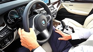 Download BMW 5 Series 2017 INTERIOR REVIEW BMW G30 INTERIOR New BMW 5 Series Autonomous G30 Interior CARJAM Video