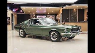Download 1968 Ford Mustang Bullitt For Sale Video