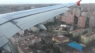 Download Spectacular landing in Istanbul by Turkish Airlines A-321 Video