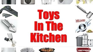 Download Toys In The Kitchen 2016 - CHRISTMAS Video