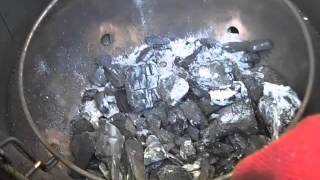 Download A Quick Review of My First Use Of Royal Oak Lump Charcoal Video