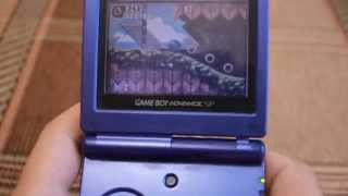 Download Обзор Game Boy Advance SP Video