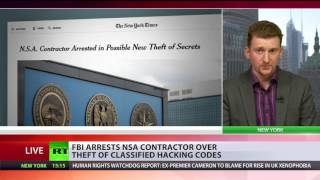 Download Snowden 2.0: NSA contractor arrested for stealing malware Video