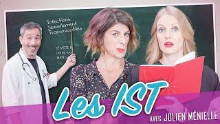 Download Les IST (feat. JULIEN MENIELLE) - Parlons peu Mais parlons ! Video