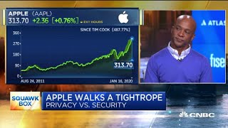 Download Why Apple CEO Tim Cook is waging a fight with the Justice Department Video