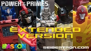 Download HASCON 2017: Transformers Power of the Primes Reveals EXTENDED VERSION Video