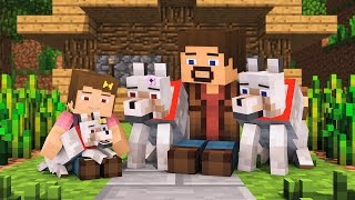 Download Wolf Life Full Animation - Alien Being Minecraft Animation Video