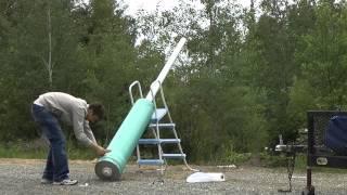 Download Huge Potato Cannon Fail! Video