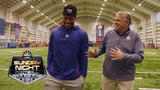 Download Saquon Barkley on his journey to the NFL I NFL | NBC Sports Video